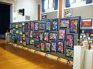 Creative Ways To Display Student Artwork
