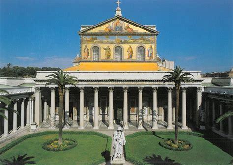 S Paolo Basilica Di San Paolo Fuori Le Mura St Home