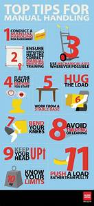 Top Tips For Manual Handling      Thevirtualentrepreneur