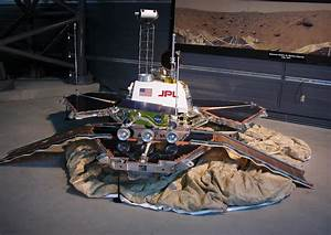 Mars Pathfinder Lander Prototype