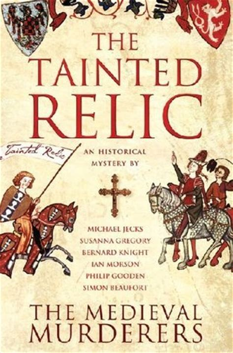tainted relic  historical mystery   medieval