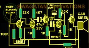 How To Make A Sound Activated Alarm Circuit