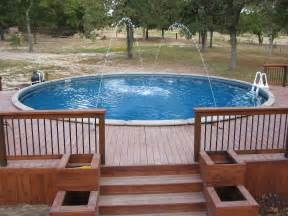3 steps to pick your above ground pool above ground pool
