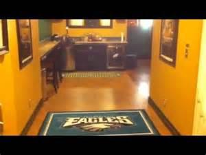 philadelphia eagles fan cave youtube