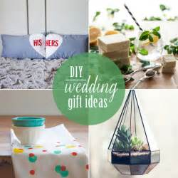 wedding gift ideas 10 diy wedding gifts babble