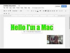 google docs word art youtube With google docs word art