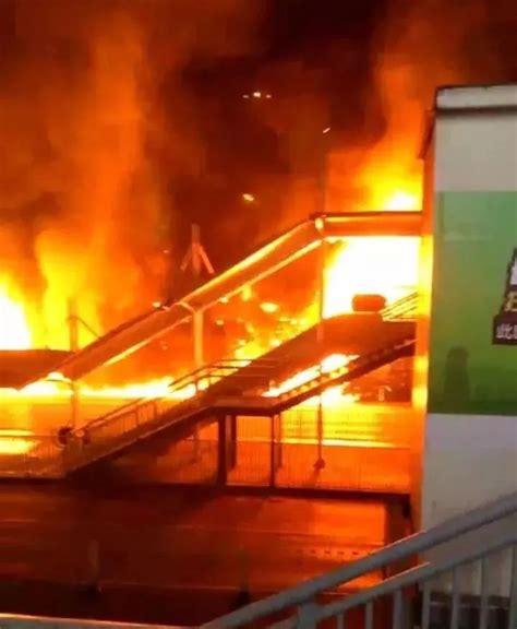 长沙南站西广场火灾,竟是因这个常见的小动作,他因此被行拘! 火灾 出租车司机 消防_新浪新闻