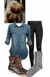 Sperry duck boots outfits - Google Search | Mode | Pinterest
