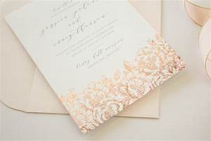 material wedding invitations mini bridal With rose gold embossed wedding invitations
