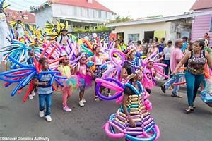 2019 Dominica Carnival Programme - Kariculture  Carnival