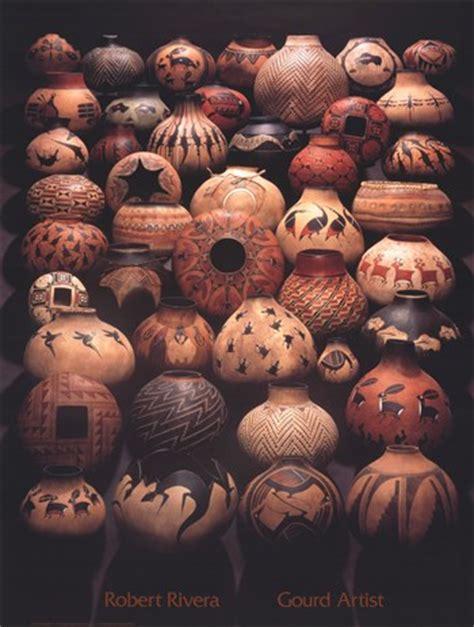 Native American Gourd Art