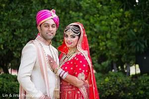 Portraits in Marina del Rey, CA Indian Wedding by Lin ...
