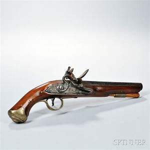 British Flintlock Pistol | Sale Number 2908T, Lot Number ...