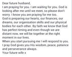 dear future husband letters image result for dear future husband letters future 21316   bbfd9a18a91a6a3ceaed7328c7993a26