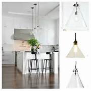 Photos Of Kitchens With Pendant Lights by Glass Pendant Lights For The Kitchen DIY Decorator