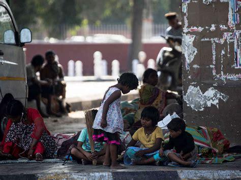 homeless children struggle  survival  lockdown