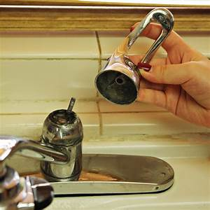 Do It For Me: My Kitchen Faucet Install - Home Cooking ...