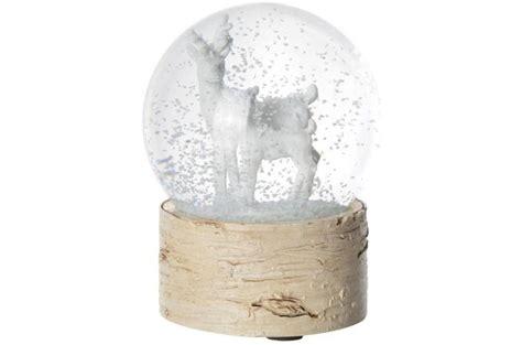 chaise boule boule à neige la chaise longue renne noël déco noël pas cher