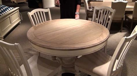 Coventry RoundOval Dining Table by Riverside Furniture