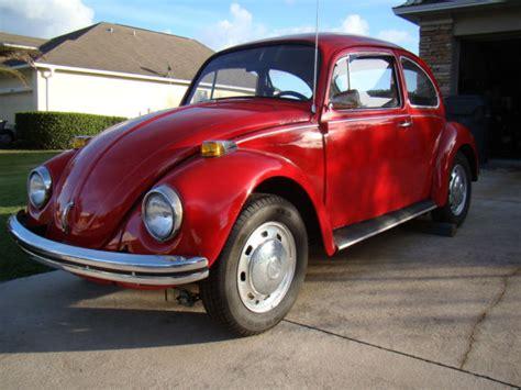 1968 Vw Beetle Type 1 For Sale In Lakeland, Florida