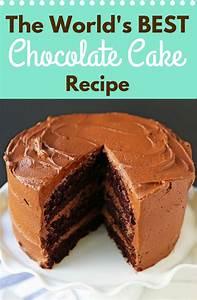 Love at First Sight Chocolate Cake – Modern Honey