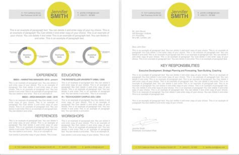 Eye Catching Resume Words by The Best Resume Templates Available Idevie