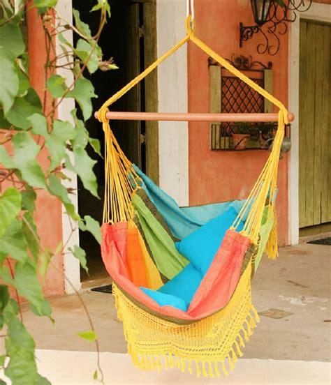 How To Make Your Own Hammock Chair by Top 10 Diy Lounge Hammocks Top Inspired