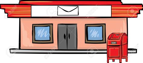 Post Office Clipart Post Office Building Clipart 101 Clip