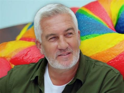 Paul Hollywood - The latest news on the Bake Off judge
