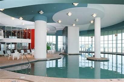Indoor Indoorpool Pool Pools Place Turquoise Resort