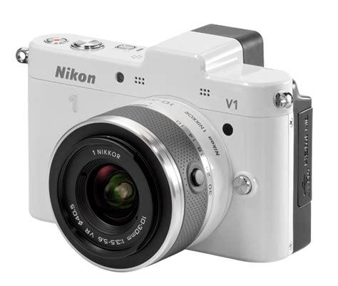 Nikon V1 by Nikon 1 V1 White