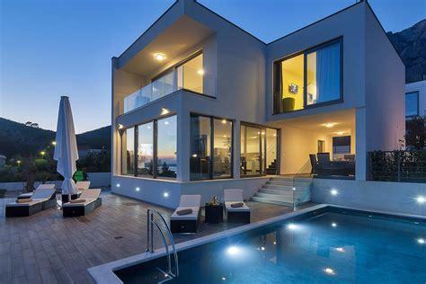 Luxusvilla Mit Pool by Moderne Villa Nera1 Mit Privatem Pool Madu