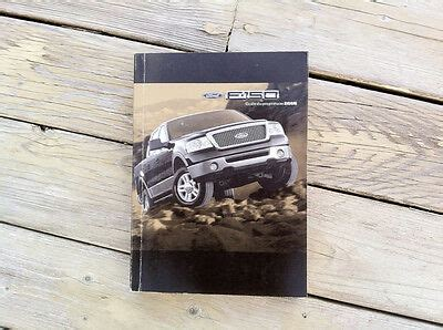 ford   owners manual  french xf ebay