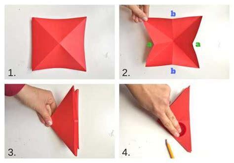 origami per bambini fiori fiori origami facili per bambini penso invento creo