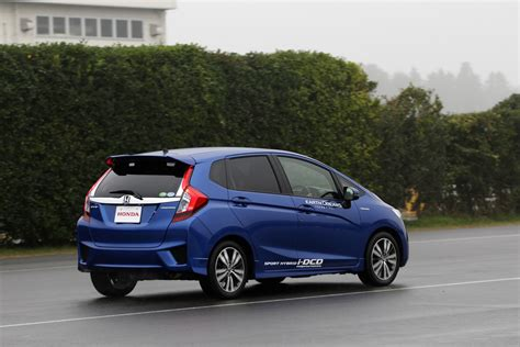 Honda Jazz Photo by 2014 Honda Jazz Review Photos Caradvice