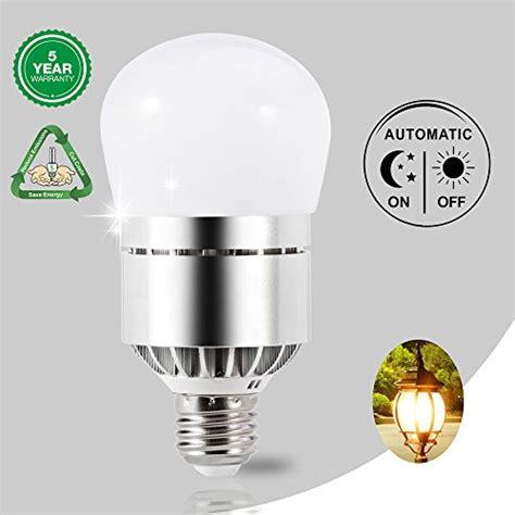 led dusk to dawn sensor light bulbs led light bulbs dusk to dawn sensor lights bulb smart