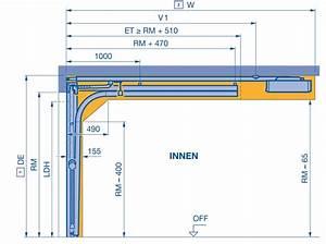 Hörmann Sektionaltor Einbauanleitung : h rmann garagentor sektionaltor lpu40 m sicke woodgrain ~ Orissabook.com Haus und Dekorationen