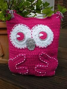 Owl Pillow Cushion Crochet Pattern