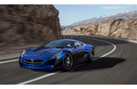 Electric Vehicle Technology by Rimac Automobili The Global Leader In Electric Vehicle