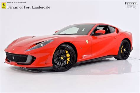 Furthermore you can hear the s. Certified Pre-Owned 2020 Ferrari 812 SUPERFAST 2D Coupe in Fort Lauderdale #FC1537   Ferrari of ...