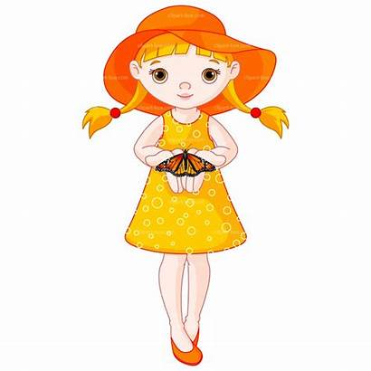 Clipart Summer Pretty Lady Clip Cliparts Library