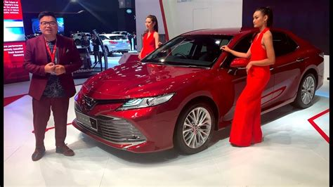 Toyota Malaysia 2020 by Klims18 2019 Toyota Camry In Malaysia Carry 2 5l