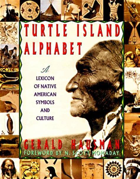 turtle island alphabet  lexicon  native american