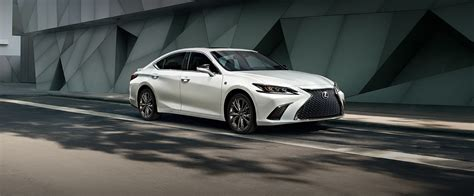 lexus es   sport price  uae specs review