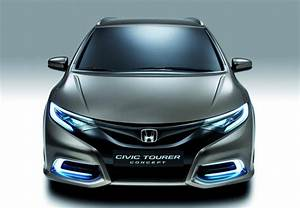 Nowa Honda Civic Tourer