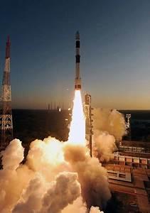 Indian Rocket Launching 7 Satellites at Once (Photos)