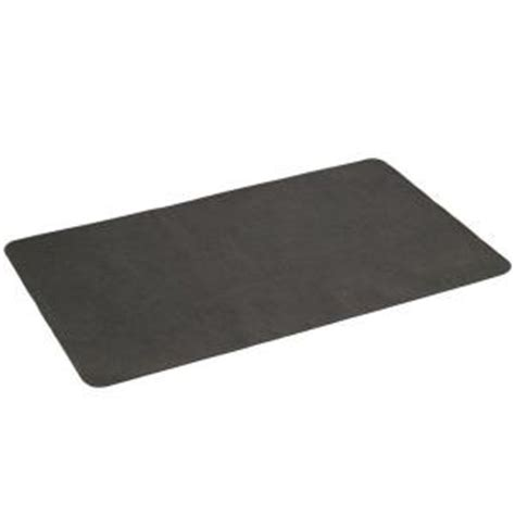home depot grill mat the gas grill splatter mat 48 in x 30 in rectangle deck