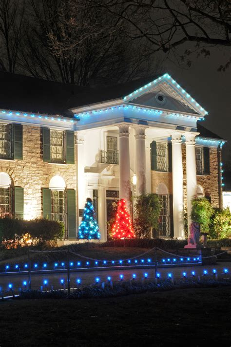 graceland christmas lighting ceremony  livestream