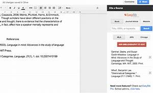google docs adds ons for students these 5 will help you With apa template google docs