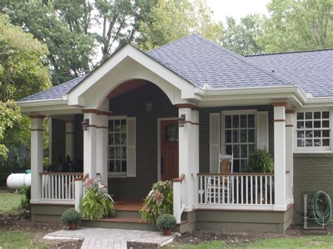 House Front Porch by No Hip Roof Front Porch Home Style 1920 Front Porch With
